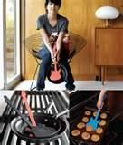 Guitar Kitchen Accessories Pictures