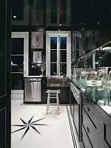 Pictures of Black Silver Kitchen Accessories