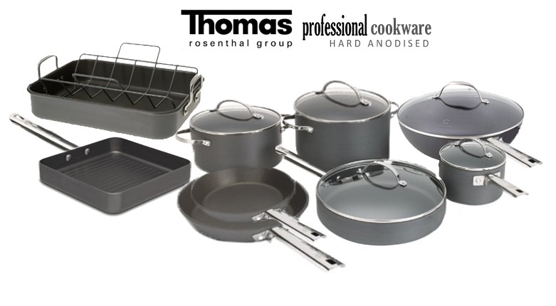 Thomas Cookware Website